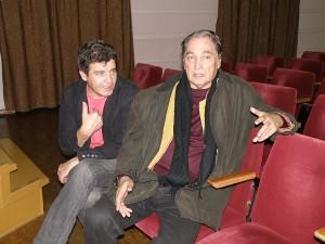 Сергей Дорогов и Владимир Коренев