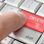 Удаление информации из Интернета